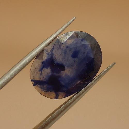 Batu Blue Sapphire Asli Bertuah