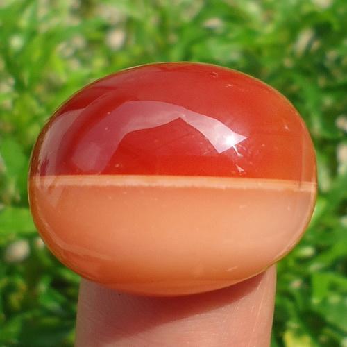 Batu Akik Merah Putih Harga 200 Milyar