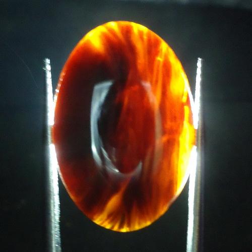 Cara Tes Batu Kecubung Api Asli