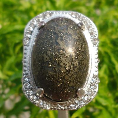Batu Mustika Badar Perak Paling Bagus