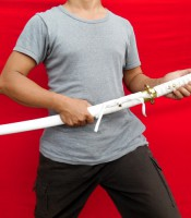 Harga Pedang Samurai Putus Paku