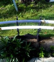 Pedang Samurai Garansi Putus Paku