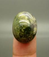Batu Azimat Mustika Buto Ijo