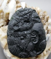 Batu Giok Siluman Naga