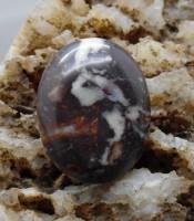 Batu Mustika Wajah Alien