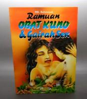 Kitap Ramuan Obat Kuno Gairah Sex