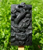 Mustika Batu Giok Bertuah Ular Naga