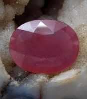 Mustika Batu Permata Ruby Yang Bertuah