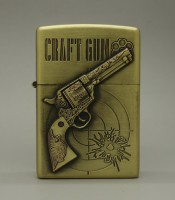 Korek Api Unik Motif Korek Api Pistol Craft Gun