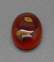 Batu Mustika Merah Mata Khodam