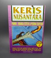 Kitap Buku Keris Nusantara