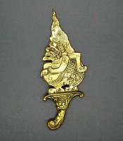 Azimat Semar Kuncung Kuning Emas