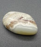 Batu Mustika Loreng Macan Putih