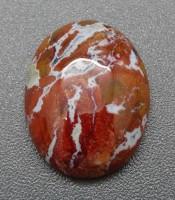 Batu Mustika Macan Merah