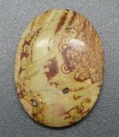 Batu Mustika Mata Burung Hantu