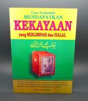 Buku Cara Mudah Mendapatkan Kekayaan Halal Berlimpah