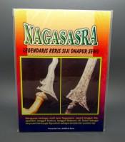 Buku Nagasasra Keris Satu Seribu Bentuk