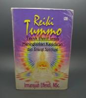 Buku Reiki Tummo Meningkatkan Kesadaran Energi Spiritual