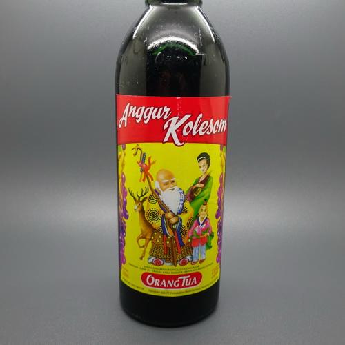harga herbal anggur kolesom botol besar 33 000 dunia