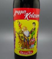 Khasiat Herbal Anggur Kolesom Cap Orang Tua