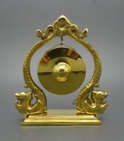 Aksesoris Gamelan Gong Terkecil Didunia Souvenir Hiasan Pajangan
