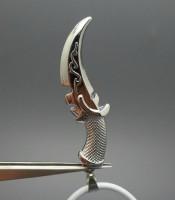 Aksesoris Kalung Pedang Arab