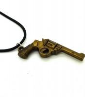 Aksesoris Kalung Senjata Pistol Harga Murah