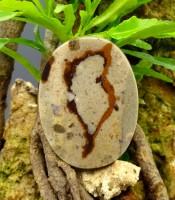 Batu Mustika Ikan Putri Duyung