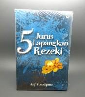 Buku 5 Jurus Lapangkan Rezeki Pesugihan Alami