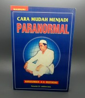 Buku Cara Rahasia Menjadi Paranormal