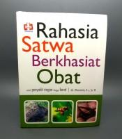 Buku Rahasia Satwa Berkhasiat Obat