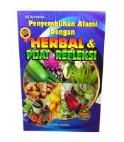 Buku Penyembuhan Alami Dengan Herbal Pijat Refleksi