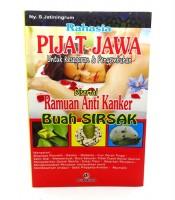 Buku Pijat Jawa Ramuan Buah Sirsak Anti Kanker