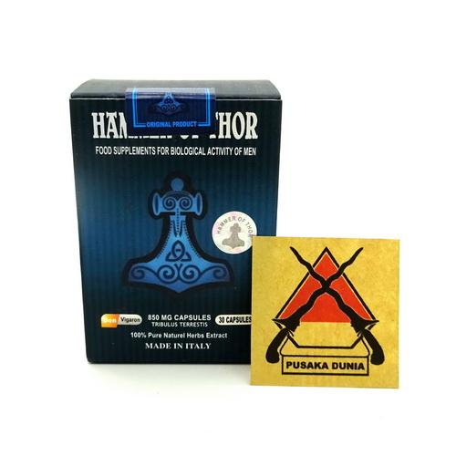herbal obat thor hammer asli dunia pusaka sakti