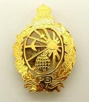 Pin Bros Baju Raja Pakubuwana Tanpa Mata