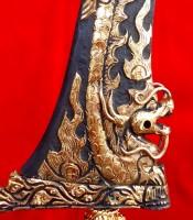 Pusaka Keris Naga Liong Emas Rajanya Keris Naga