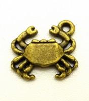Aksesoris Liontin Kepiting Crab