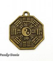 Aksesoris Bandul Gelang Yin Yang Antik