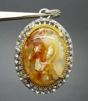 Kegunaan Batu Liontin Mustika Sanggar Khodam
