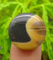 Kegunaan Batu Mustika Yin Yang Emas Hitam