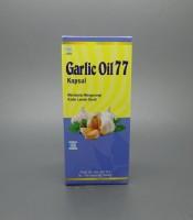 Kegunaan Minyak bawang Putih Garlic Oil