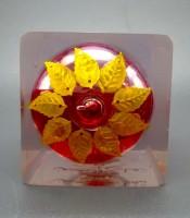 Manfaat Minyak Apel Jin Merah Daun Sembilan