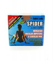 Manfaat Obat Kuat Formula Ekstra Tahan Lama Spider