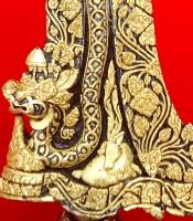 Kegunaan Keris Naga Sasra Kinatah Emas Murni