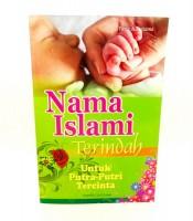 Manfaat Buku Nama Bayi Islami Terindah Untuk Putra-Putri Tercinta