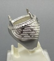 Cincin Perak Pria