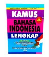 Kamus Bahasa Indonesia Lengkap Edisi Terbaru