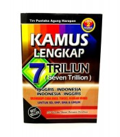 Kamus Bahasa Inggris - Indonesia Tujuh Triliun
