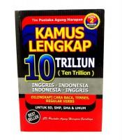 Kamus Lengkap Inggris Indonesia 10 Triliun
