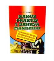 Kamus Praktis 3 Bahasa Mandarin Inggris Indonesia